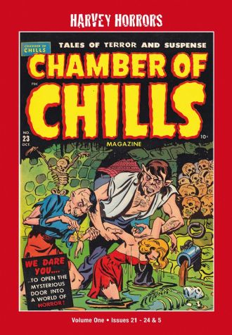 Harvey Horrors Softies - Chamber of Chills (Vol 1)